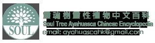 死藤水Ayahuasca中文百科, 靈魂樹靈性植物中文百科